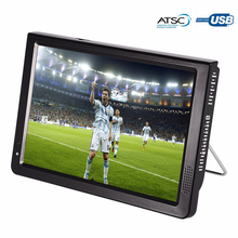 LEADSTAR 11.6′ LED ATSC Digital Portable TV MP4 MP3 Player Support AV/TF/USB/HDMI Port Can be As Car Digital Television