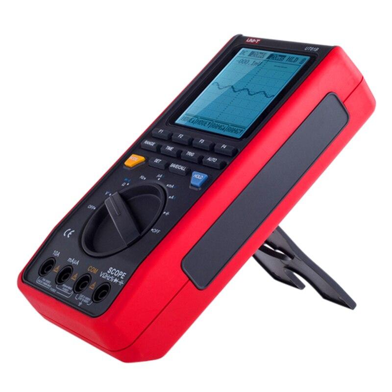 UNI T UT81B Digital Multimeter Handheld Digital Multimeter w/USB/LCD Meter Tester Oszilloskop Eingang Diode Usb schnittstelle - 3