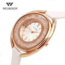 WILBOSON Rose Gold Women's Watch Ultra Thin Quartz Watch Laidies Casual Hours Bracelet Watches Women Lover's Female Clock Gift