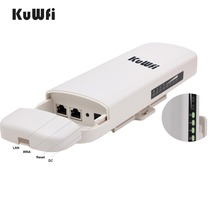 3 5KM WIFI Range Wireless WIFI Extender WIFI Repeater 5 8G 300Mbps Outdoor CPE Router WiFi