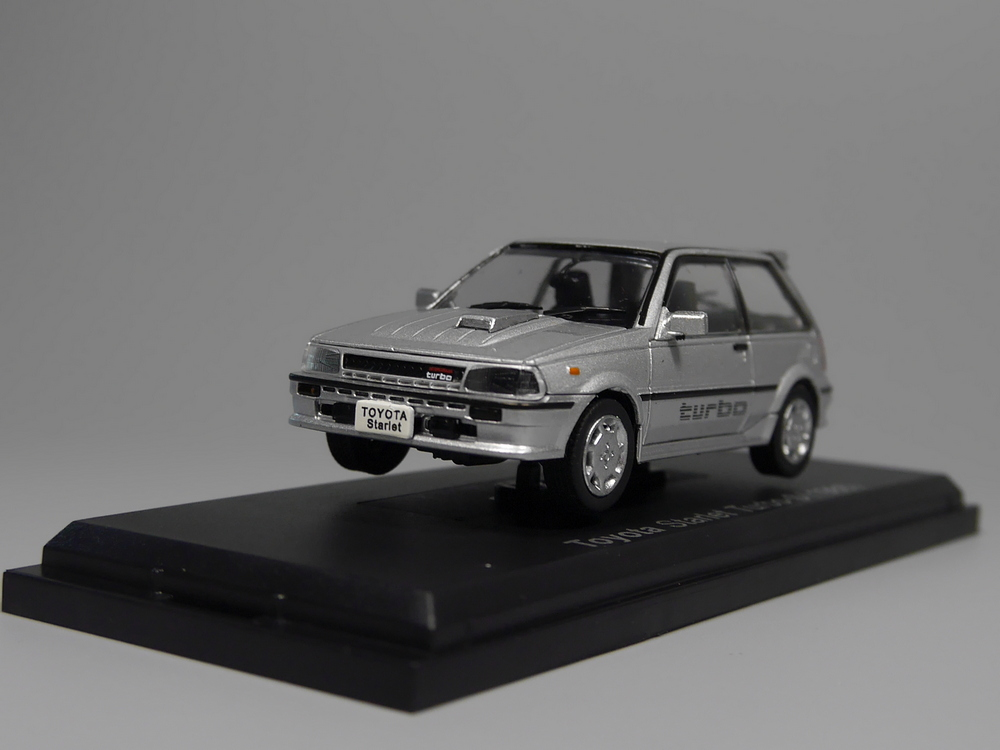 US $21 0 |Auto Inn ixo 1:43 Toyota Starlet Turbo S 1986 Diecast model  car-in Diecasts & Toy Vehicles from Toys & Hobbies on Aliexpress com |  Alibaba