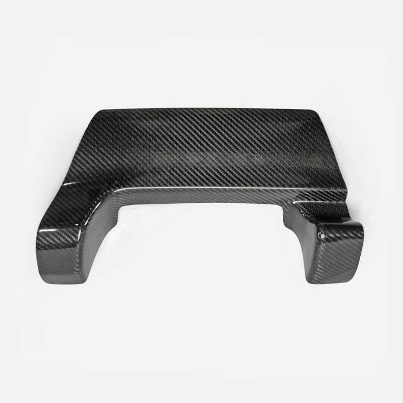 For Nissan Skyline HR34 ER34 Carbon Fiber Rear Bumper Exhaust Heat Shield (4 door model only) Glossy Fibre Heatshield Trim Cover все цены