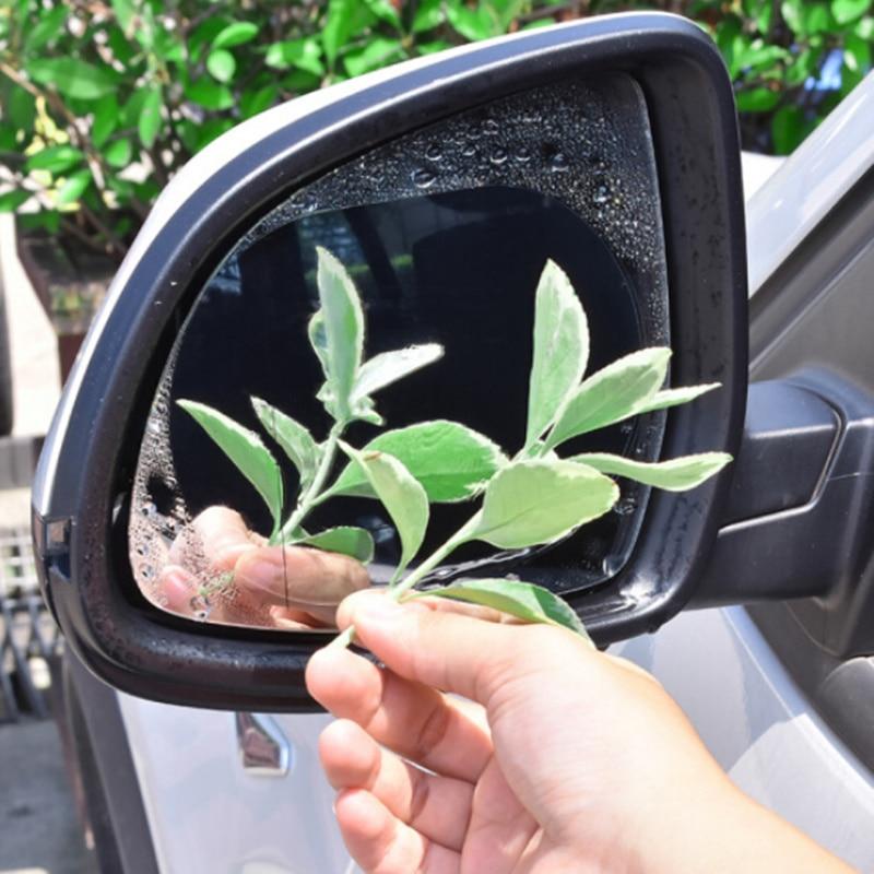 100% Vero 2 Pz Auto Specchietto Retrovisore Impermeabile E Anti-fog Pellicola Per Ercedes Benz A200 A180 B180 B200 Cla Gla Amg A B C E Classe S Cls Glk