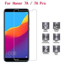 Screen Protector For Huawei Honor 7A Pro Tempered Glass Honor 7 A Pro Screen Protector Glass Honor 7A 5.45 For Huawei AUM-L29 jonsnow for huawei honor 7c 5 7 aum l41 tempered glass lcd screen protector for honor 10 9 8 7a 7c pro aum l29 protective film