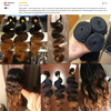 Human-Hair-Bundles-Brazilian-Hair-Weave-Bundles-Body-Wave-Colored-Bundles-Honey-Blonde-T1B427-Remy-Hair-Extension-4