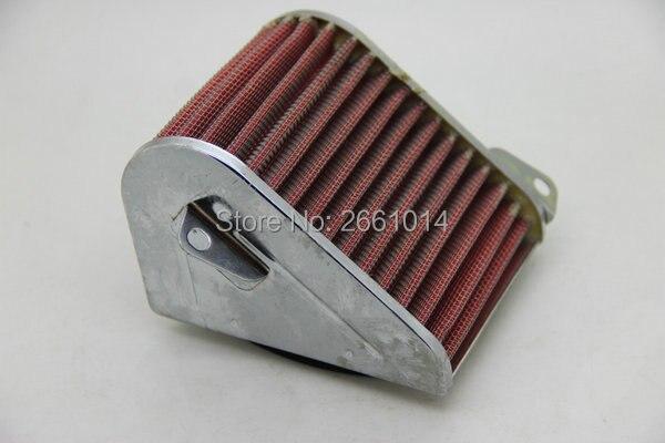 Moto modificada filtro de ar de alto fluxo Para KYMCO GY6 125cc e o scooters com motor GY6 verifique se o seu original como o pic