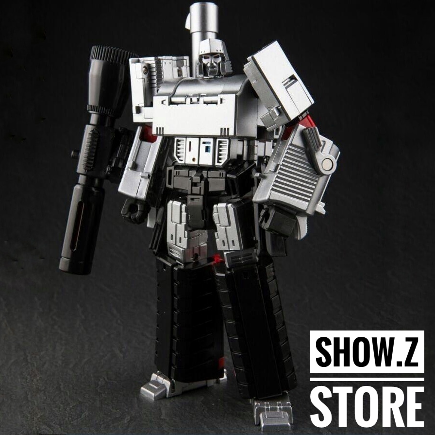 [Show.Z Store] Zeta Toys EX-02 MP36 Mightron Transformation Action Figure [show z store] [pre order] mft mf 26 sharkticons mechfanstoys mech fans toys transformation action figure