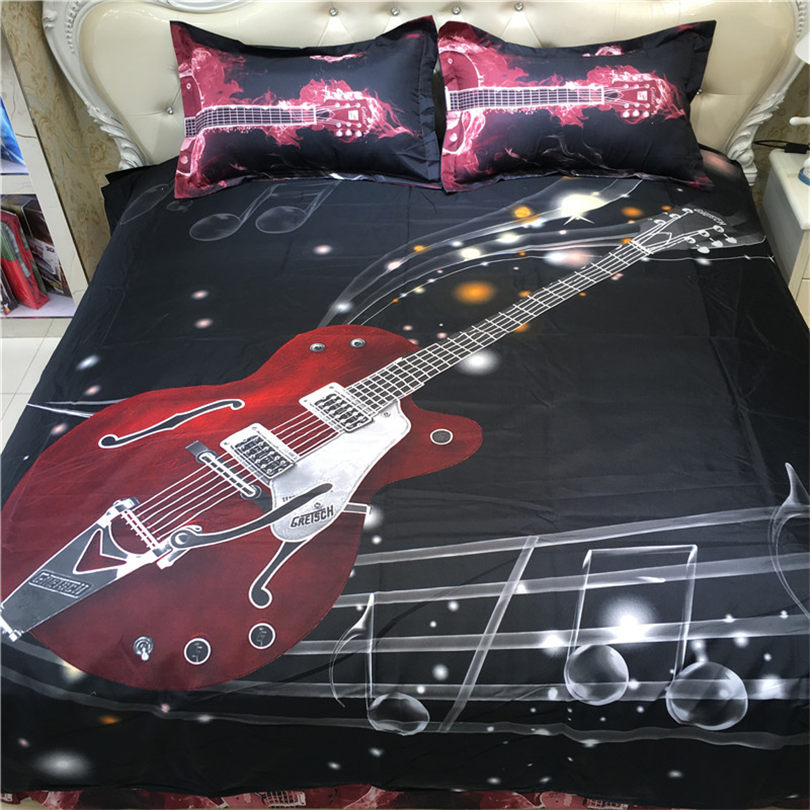 Guitar Bed Sheets Titan Northeastfitness Co
