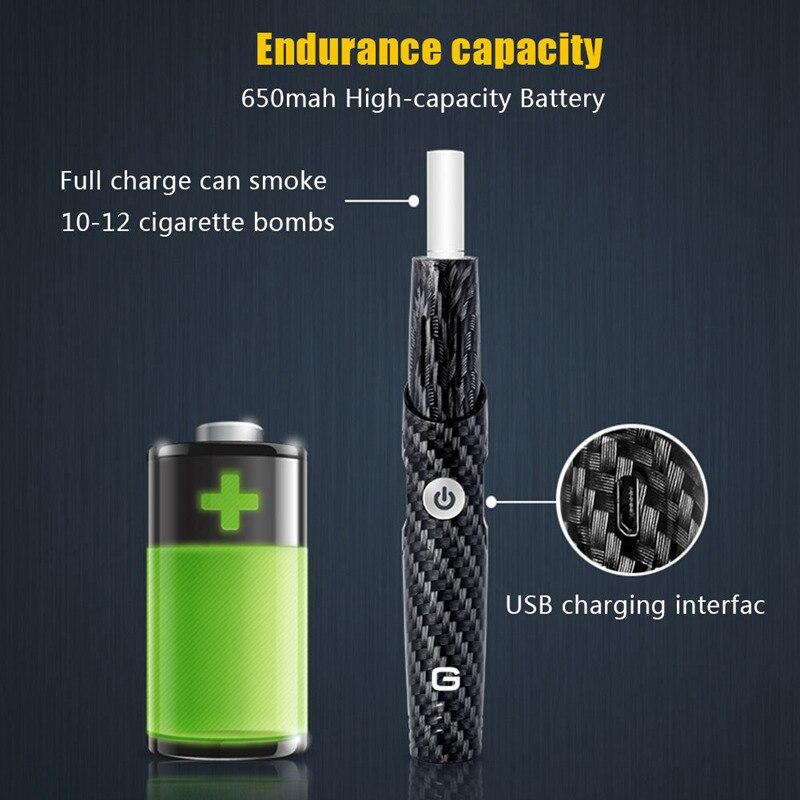 New-Heat-Not-Burn-Geometry-Vape-Pen-Suitable-For-Heating-Tobacco-Quick-Dry-Herb-Vape-Pen (1)