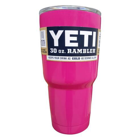 <font><b>Pink</b></font> <font><b>Color</b></font> 30 oz <font><b>YETI</b></font> <font><b>Tumbler</b></font> <font><b>Rambler</b></font> <font><b>Cups</b></font> <font><b>Yeti</b></font> <font><b>Coolers</b></font> <font><b>Cup</b></font> <font><b>Yeti</b></font> Sports Mugs Large Capacity Stainless Steel Travel Mug