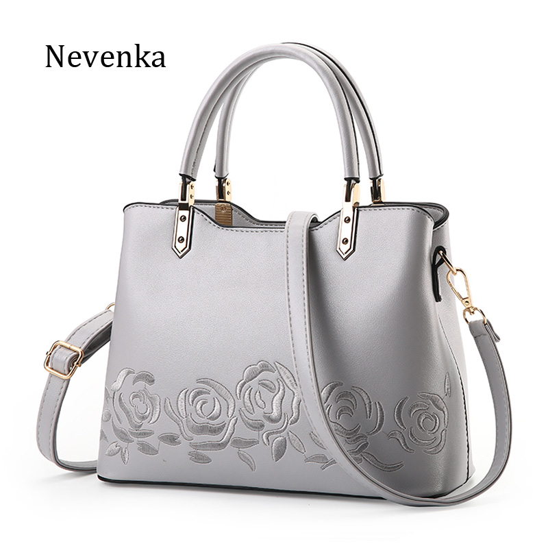 Nevenka 2017 New Women Bag Zipper Handbag Quality Flower Bags Embroidery Tote Lady National Bag Female Fashion Messenger Bags new national embroidery bags high quality women fashion shoulder