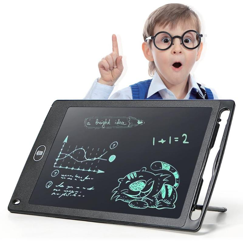 23*15cm Lcd Writing Tablet Electronic Handwriting Pad Erase Drawing Board Kid Toys Educational Toys Ultra-thin Board With Pen To Produce An Effect Toward Clear Vision