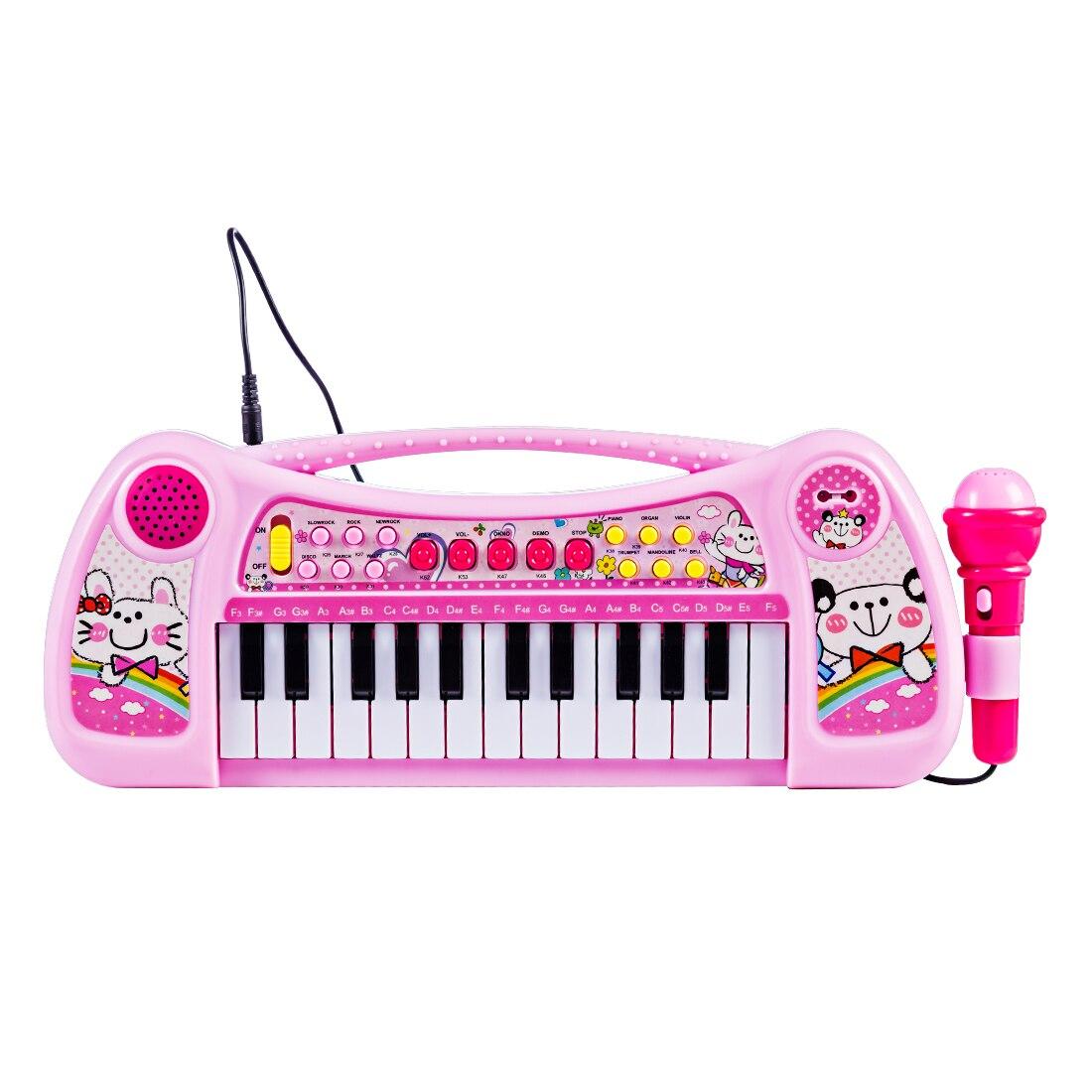 Surwish 25 teclado electrónico Piano instrumentos musicales de juguete para niños