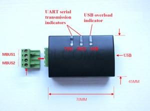 Image 3 - USB to MBUS / M BUS Master Converter communication Module , or MBUS Slave Module FOR MBUS Smart control / meter