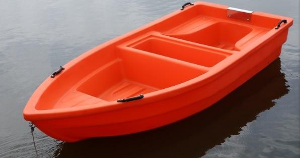 3.1 Meters PE Plastic Fishing Boatwith Live Water Tank