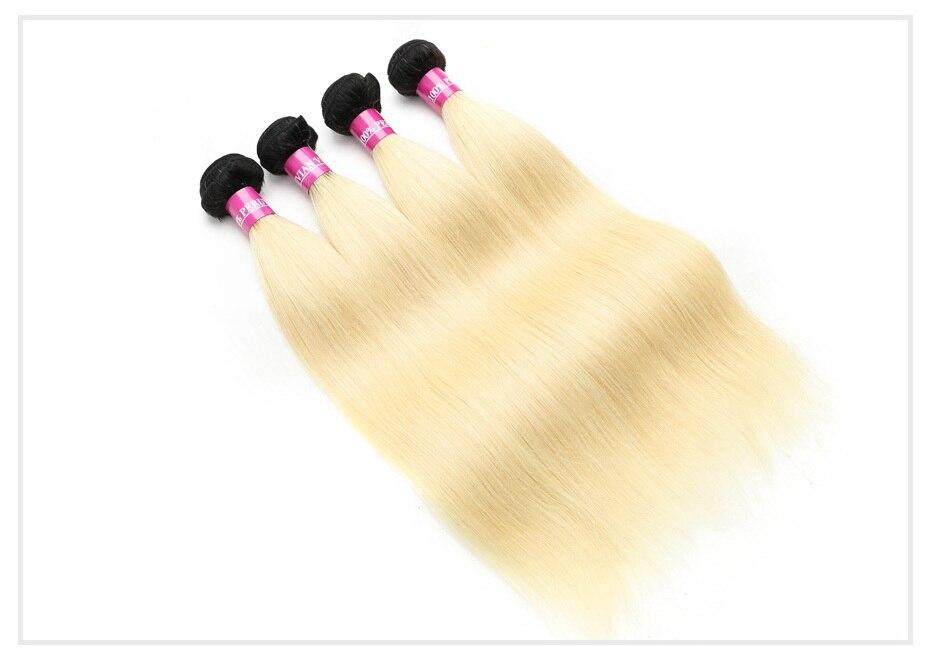 Peruvian Straight Human Hair Bundles (2)