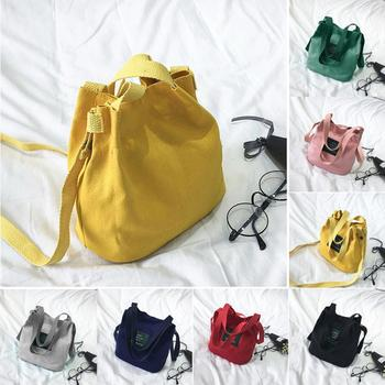 Women Canvas Messenger bag Mini Single Shoulder Bag Crossbody Lady Girls Swagger Bag Female Shopping Travel Bags Handbag