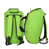 26L Functional Women Nylon Sports Fitness Bag Professional Shoes Compartment Gym Outdoor Shoulder Bag Men Hiking