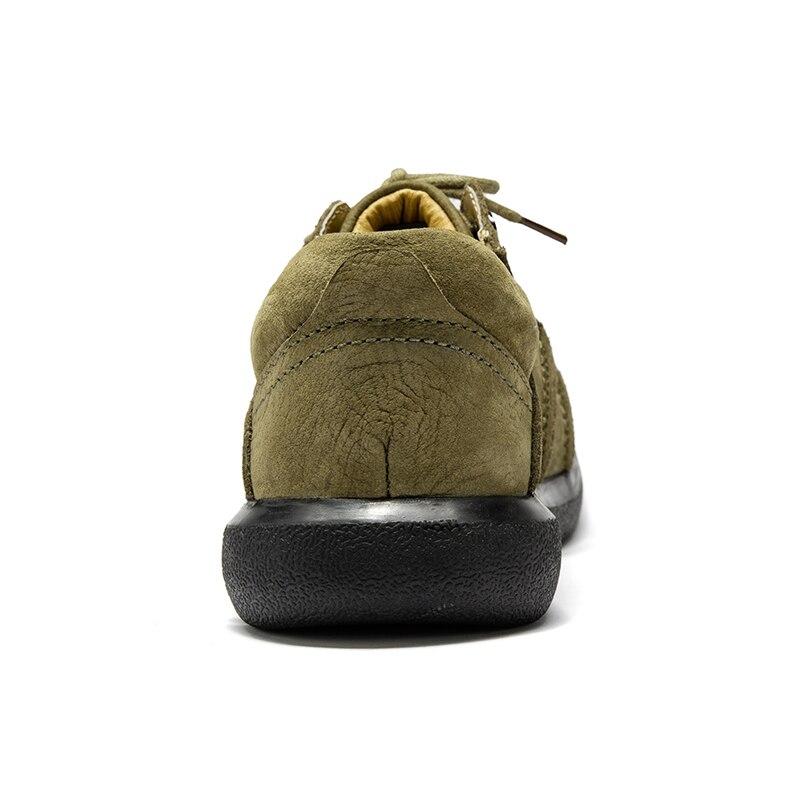 Alta Sapatas dark Brown Sapatos light Vintage borracha Antiderrapante Preto Do Não Apartamentos Dos Casuais Vinho Natural vermelho Couro De Lace Qualidade Outono Plataforma Brown Homens Up ORgwqrO