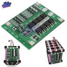3S 25A Lithium-Batterie Schutz Bord Mit Balance Verbessern Version 18650 Lithium-Batterie Ladegerät PCB BMS Schutz Bord