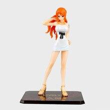 Nami In White Dress Figurine