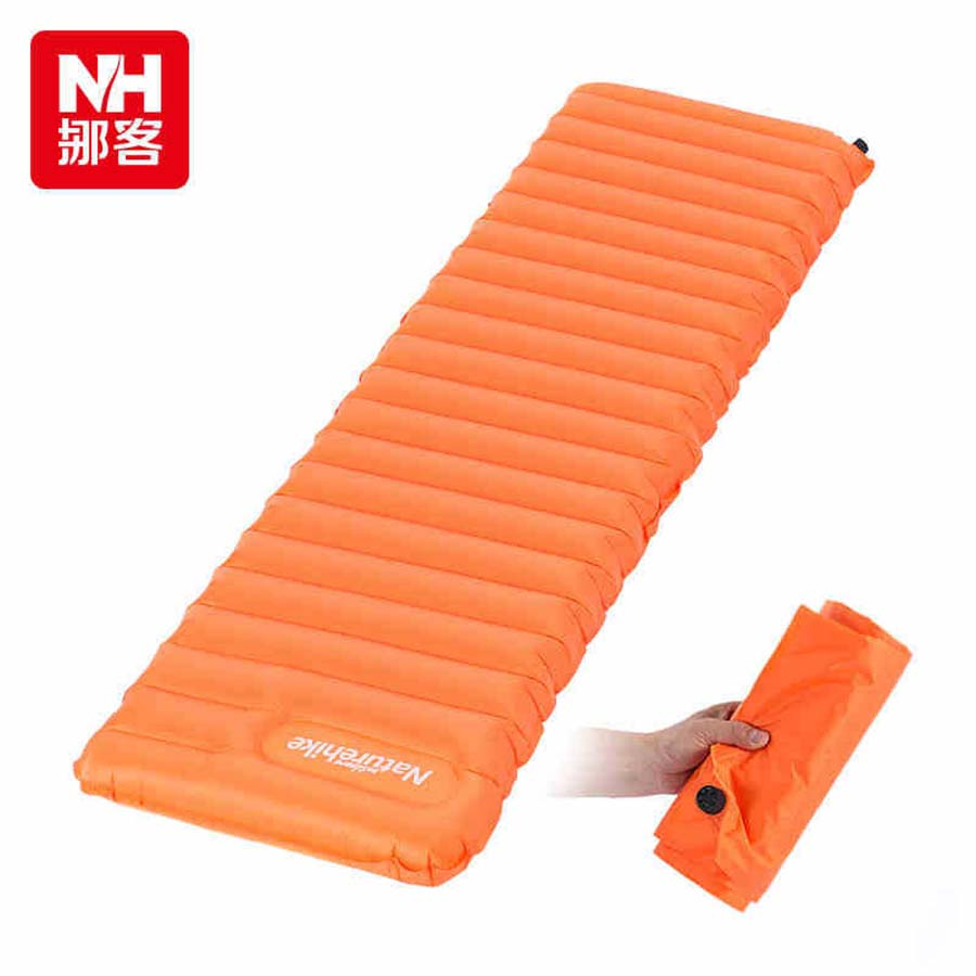 Manual Inflatable Mat Float Hand Press Inflat Ultralight