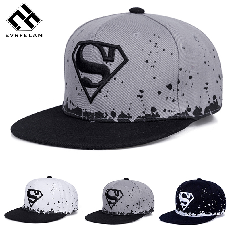 fashion superman hat adult and child snapback hat for boy snapback caps baby hip hop hats baby. Black Bedroom Furniture Sets. Home Design Ideas