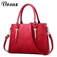 VOCUZ Luxury Handbags For Womens Bags Handbags Women Famous Brands PU Leather Fashion Crossbody Designer Bags