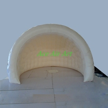 Inflatable shell tent / tent inflatable shell / shell shape inflatable dome for sale