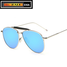 Women Sunglasses Fashion Brand Design Popular Trency Leisure Sunglasses EXIA OPTICAL KD-8040 Series