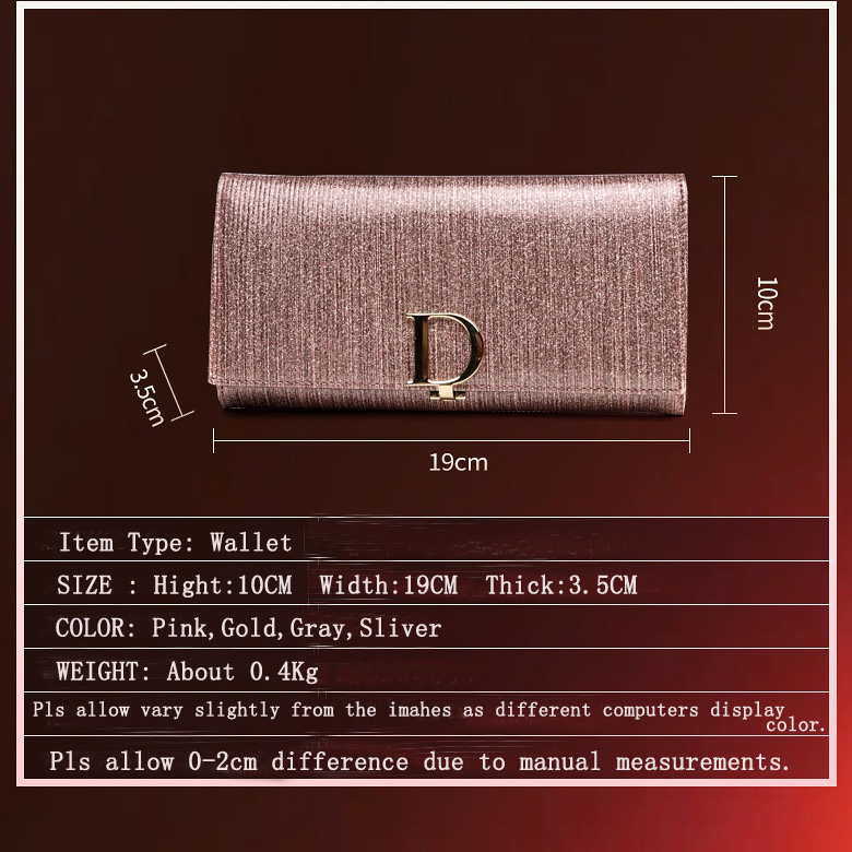 WERAIMJX Ladies Leather Wallets Fashion Design Luxury Genuine Cow Leather High Quality Female Purses Long Wallet Women MJ305 in Wallets from Luggage Bags