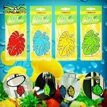 Фотография 20 pcs Hanging Paper Perfumed Hanging Car Air Freshener Vehicle Standard Scented Lasting Fragrance Random Scent
