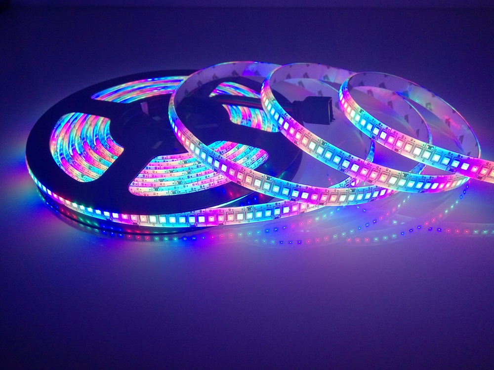2835/3528SMD 234Led/m R/G/B Led Strip,Three Segment R-R-R/G-G-G/B-B-B Led Light IP65 DC12V