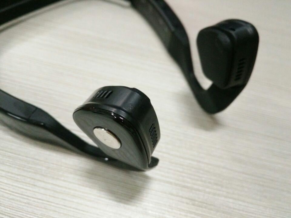 새로운 원본 뼈 전도 헤드폰 전문 스포츠 러닝 - 휴대용 오디오 및 비디오 - 사진 4
