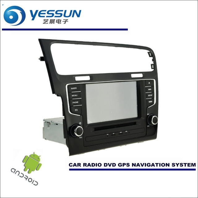 Yessun Car Android Navigation System For Volkswagen Vw