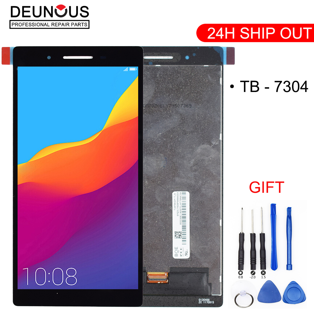 7.0 Inch LCD DIsplay + Touch Screen Digitizer Assembly For Lenovo IdeaTab 4 TB-7304X /Tab 4 TB-7304F TB-7304 TB 7304X TB 7304F