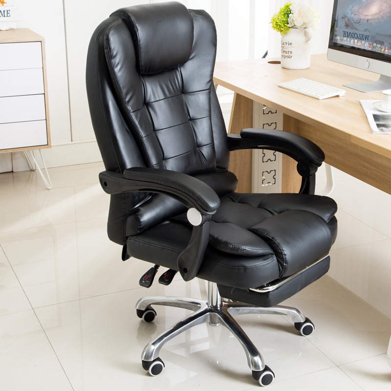 Office Swivel Chair High Back Large Seat Up Armrest