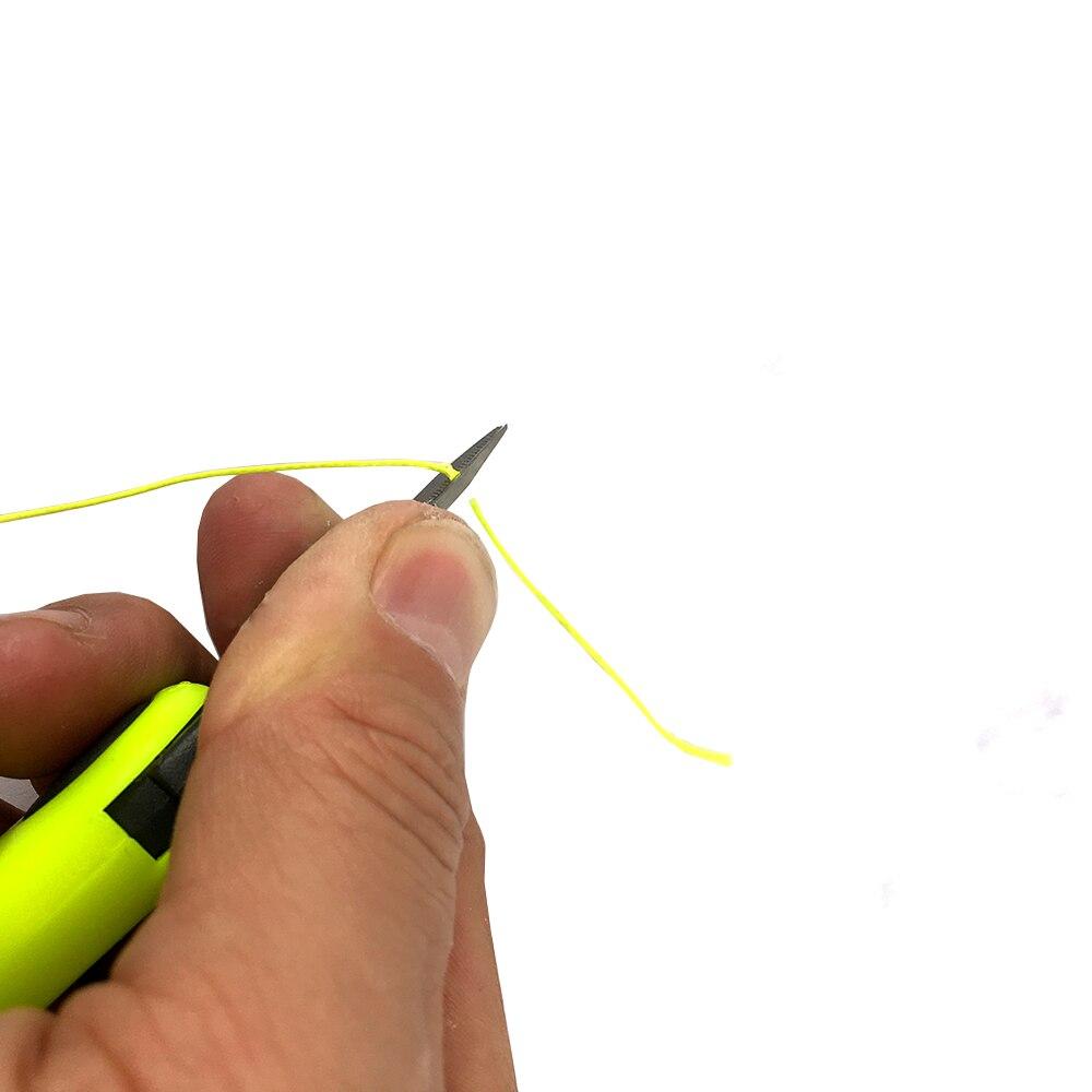 1pc Fold Fish Scissor Fishing Tackle for Fishing Clipper Cutting Line Multi-purpose Portable 5