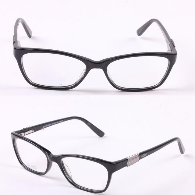 Ацетат 2016 Бренд Очки Кадр Женщины Мужчины Глазные Оптические Очки Дизайн Близорукость Gafas De Sol