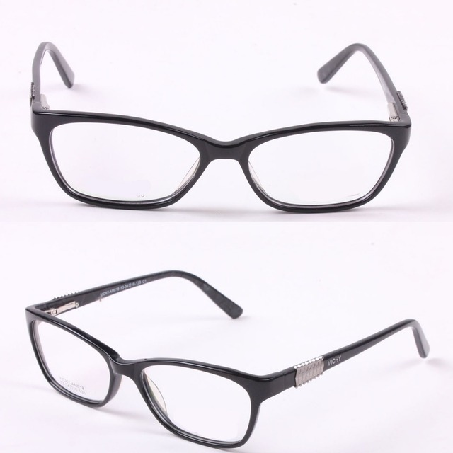 Acetato de 2016 Marca de Design de Óculos Óptica óculos de Miopia Óculos de Armação Mulheres Homens Oculares Gafas de sol