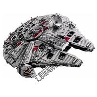 IN STOCK Bela Star 05033 5265Pcs Ultimate Wars LEPIN Collector S Millennium Falcon Model Building Blocks