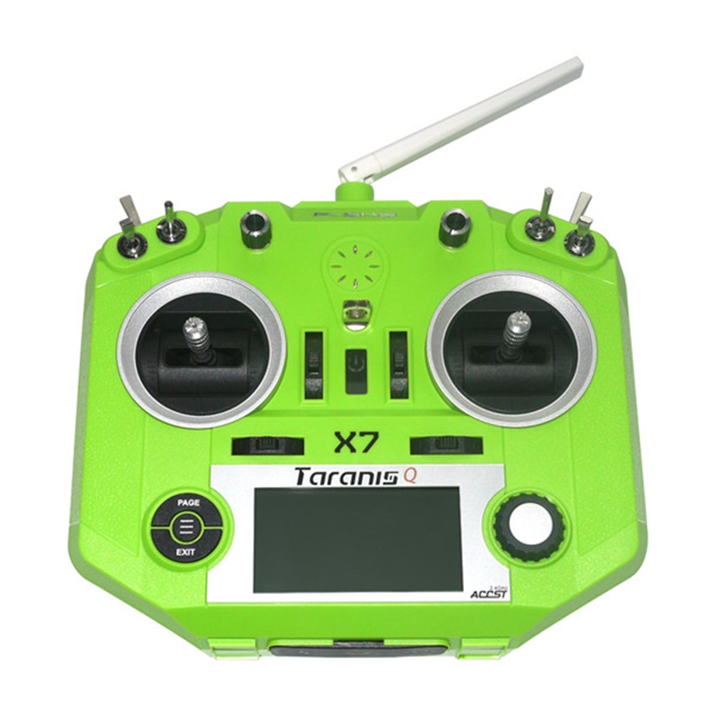 FrSky ACCST Taranis Q X7 2 4GHz 16CH Transmitter Choice of Colors