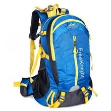 40L 나일론 초경량 스포츠 가방 대형 등산 배낭 방수 야외 등산 가방 다기능 하이킹 배낭