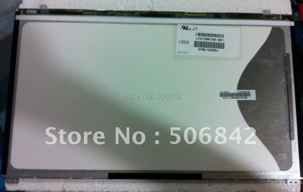 """15,"""" ноутбук светодиодный экран LTN156KT06 LTN156KT06-801, 1600*900"""