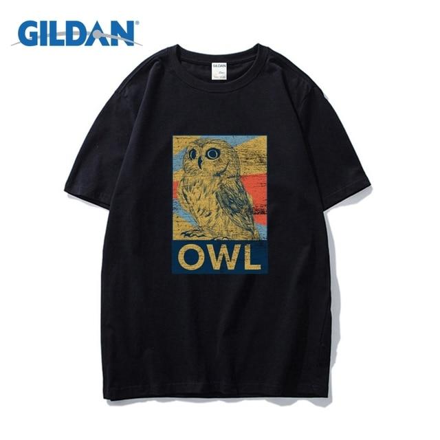 d8447512 Owl Animal Bird Nature Gift Idea Owls Retro Shirts 2018 Simple Cotton Gents T  Shirt Online Shopping Tee Shirt Custom Printing