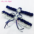 Fashion Wedding Garter Set Christmas Gift Bridal Garter Belt Bride Bridesmaid Gift Prom Wedding Gift Female Decorations