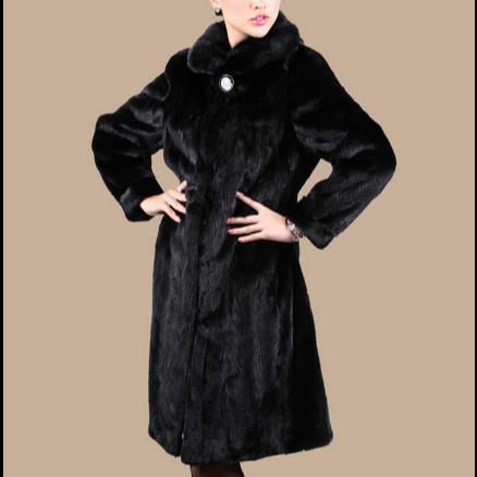 La 2018 Femmes Z352 Manteau Fourrure De Femme Artificielle Fausse D'hiver Faux Plus Nouveau En Outwear Taille Veste Chaud RdTqt7zwg