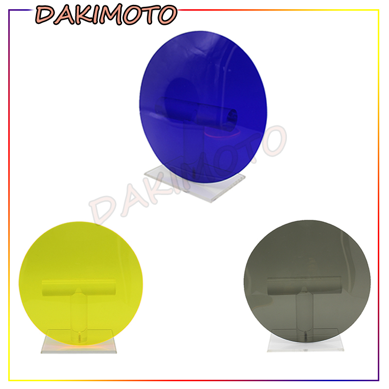 for <font><b>HONDA</b></font> <font><b>VTR250</b></font> <font><b>VTR250</b></font> W-2 1998-2009 Motorcycle Acrylic <font><b>Headlight</b></font> Protector Cover Screen Lens image