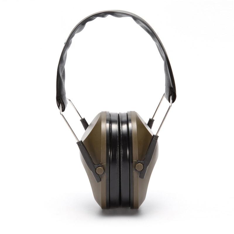ZOHAN Electronic Shooting Ear Muff Professional Noise Reduction Hunting Earmuffs