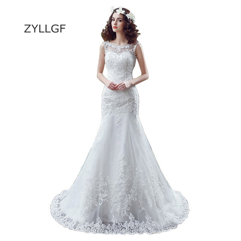 Online Buy Wholesale Mermaid Style Wedding Dresses From China